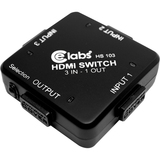 CE Labs HS103 HDMI Switcher - HS103