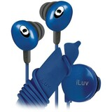 jWIN iLuv IEP311BLU Stereo Earphone - IEP311BLU