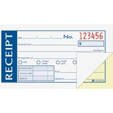 Adams Money/Rent Receipt Book - DC2501WS