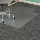 Lorell Diamond Anti-static Chair Mat - 25750