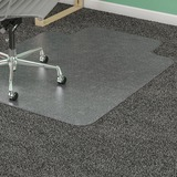 Lorell Diamond Anti-static Chair Mat 25751