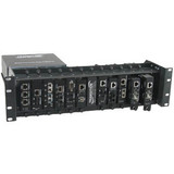 Transition Networks E-MCR-05 Media Converter Chassis