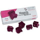 Xerox ColorStix 8200 Magenta Solid Ink 016-2046-00