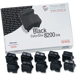Xerox ColorStix 8200 Solid Black Ink Sticks 016-2044-00