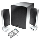 Cyber Acoustics Platinum CA-3618 Multimedia Speaker System