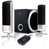 Hercules XPS 2.1 20 Multimedia Speaker System