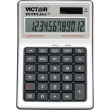 Victor TUFFCALC Waterproof/Washable Business Calculator - 99901