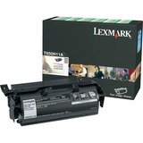 Lexmark High Yield Return Program Black Toner Cartridge - T650H11A