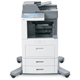 Lexmark X658DFE Multifunction Printer