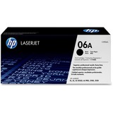 HP 06A Black Toner Cartridge C3906A