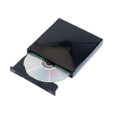 I/OMagic IDVD8PB External DVD-Writer - Piano Black IDVD8PB