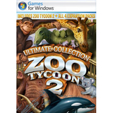 Microsoft Zoo Tycoon 2 Ultimate Collection for PC