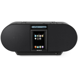 Sony ZS-S4IP Player Dock/Radio/CD Player Boombox