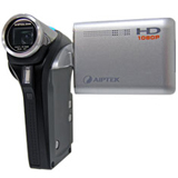 Aiptek Action-HD GVS High Definition Digital Camcorder