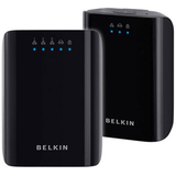 Belkin Powerline AV+ Starter Kit F5D4075