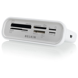 Belkin Universal Media Reader USB White