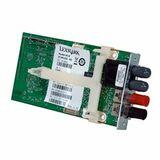 Lexmark MarkNet N8130 Fiber Ethernet Print Server 14F0042