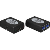 Tripp Lite HDMI over Dual Cat5 / Cat6 Extender, Transmitter and Receiver for Video and Audio