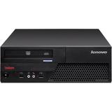 Lenovo ThinkCentre M58p 6234A1U Desktop Computer - Intel Core 2 Duo E8400 3 GHz - Small Form Factor - Black 6234A1U