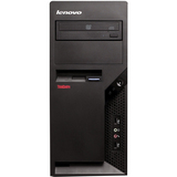 Lenovo ThinkCentre M58p Desktop Computer - 1 x Core 2 Duo E8400 3GHz - Tower