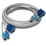 TRENDnet 10ft PS/2/VGA KVM Cable