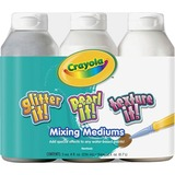 Crayola Crayola Tempera Mixing Medium Paint Variety Pack - 545504