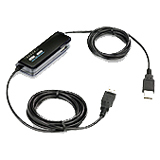 Aten CS661 Laptop USB KVM Switch CS661