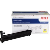 Oki C14 Yellow Imaging Drum Kit For C830 Series Printers