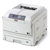 Oki C830DTN COLOR LED PRINTER