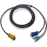 IOGEAR PS/2 KVM Cable G2L5202P