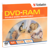 Verbatim 3x DVD-Ram DL Media 95003-5X1PK