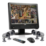 Lorex L19WD804321 8-Channel Video Surveillance System