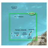 Garmin BlueChart g2 Vision: Madeira and Canary Islands Digital Map 010-C0750-00