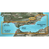 Garmin BlueChart g2 Vision: Alicante to Cabo de Sao Vicente Digital Map 010-C0799-00