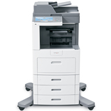 Lexmark X658DTFE High Voltage Government Compliant Multifunction Printer