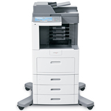 Lexmark X658DTME Government Compliant Multifunction Printer