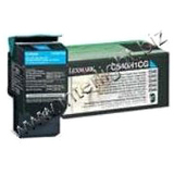 Lexmark High Yield Return Program Cyan Toner Cartridge
