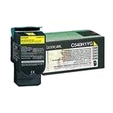 Lexmark High Yield Return Program Yellow Toner Cartridge