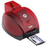 Evolis Badgy Dye Sublimation Card Printer - BDG101FRU