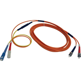 Tripp Lite Fiber Optic Mode Conditioning Duplex Patch Cable