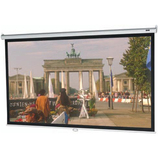 Da-Lite Model B Manual Projection Screen 36461
