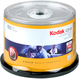 Kodak 52x CD-R Media