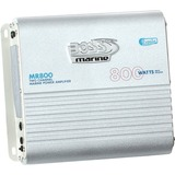 Boss MR800 Marine Amplifier - 125 W RMS - 800 W PMPO - 2 Channel