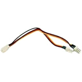 Cables Unlimited 3-Pin ATX Y-Splitter Cable