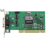 SIIG POS 2000 2-Port Serial Adapter LP-P2P023-S6