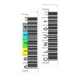 Tandberg Data LTO-3 Barcode Label