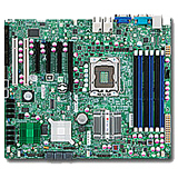 Supermicro X8STE Server Motherboard - Intel X58 Express Chipset