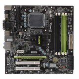 MI93007AS9 - XFX NVIDIA GeForce 9300 Desktop Motherboard - NVIDIA GeForce 9300 Chipset - Socket T LGA-775