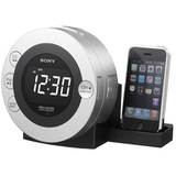Sony ICFCD3iP CD Clock Radio for iPod and iPhone