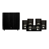 Boston Acoustics Classic CS2310 Home Theater Speaker System